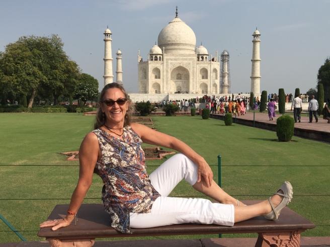 Michelle Gallant Taj Mahal